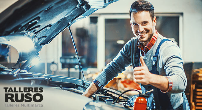 talleres coches vigo chapa pintura mecánica aire acondicionado