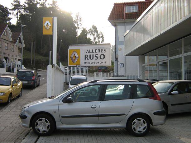 2003 Peugeot 206 Sw. Peugeot 206 SW HDI 70Cv